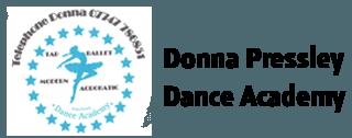 Donna Pressley Dance Academy Logo